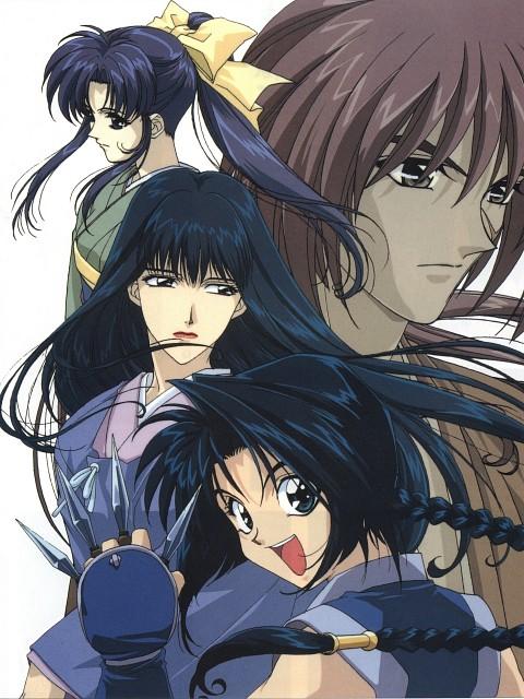 Atsuko Nakajima, Nobuhiro Watsuki, Studio DEEN, Studio Gallop, Rurouni Kenshin