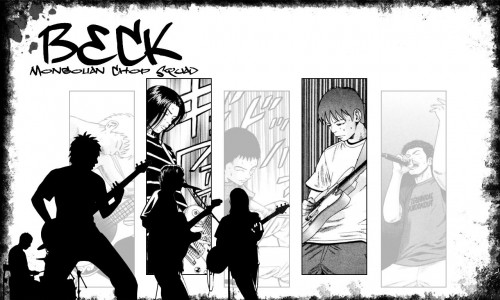 Harold Sakuishi, Madhouse, BECK, Ryusuke Minami, Yukio Tanaka Wallpaper