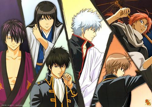 Hideaki Sorachi, Sunrise (Studio), Gintama, Toshiro Hijikata, Gintoki Sakata