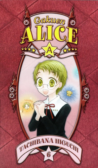 Tachibana Higuchi, Group TAC, Gakuen Alice, Mikan Sakura, Yuu Tobita