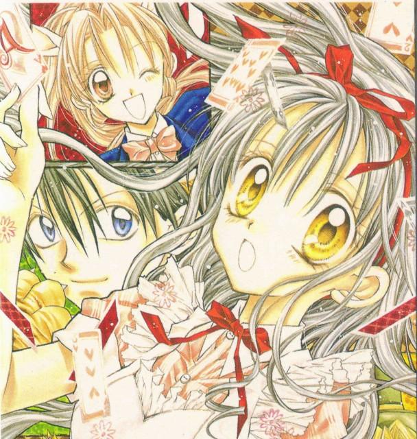 Arina Tanemura, Full Moon wo Sagashite, Takuto Kira, Mitsuki Koyama, Meroko Yui