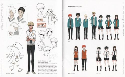 Atsuya Uki, A-1 Pictures, Tsuritama, Tapioca, Natsuki Usami