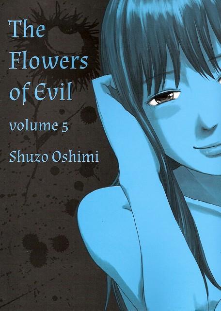 Shuuzou Oshimi, Zexcs, Aku no Hana, Nanako Saeki, Manga Cover