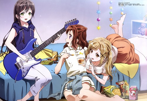 Akemi Kobayashi, Studio Hibari, Bang Dream!, Tae Hanazono, Kasumi Toyama