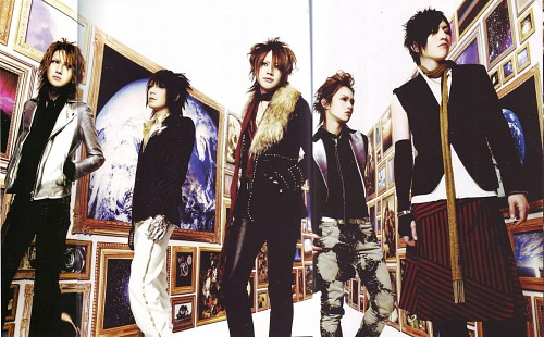 Tora, Shou, Saga (J-Pop Idol), Alice Nine, Nao