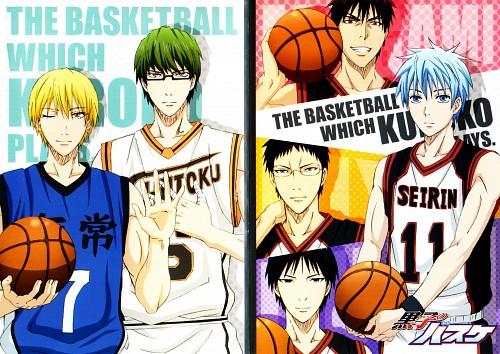Tadatoshi Fujimaki, Production I.G, Kuroko no Basket, Junpei Hyuuga, Ryouta Kise