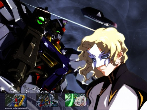 Sunrise (Studio), Mobile Suit Gundam SEED, Rau Le Creuset Wallpaper