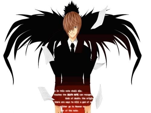 Takeshi Obata, Madhouse, Death Note, Light Yagami, Ryuk Wallpaper