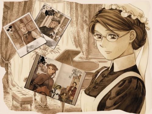 Kaoru Mori, Studio Pierrot, Victorian Romance Emma, Kelly Stowner, Emma (Victorian Romance Emma) Wallpaper
