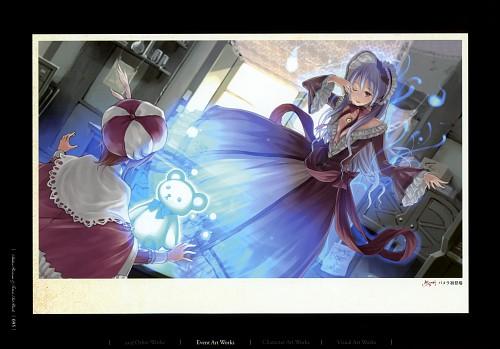 Mel Kishida, Gust, Atelier Rorona & Totori Art Book, Atelier Rorona, Pamela Ibis