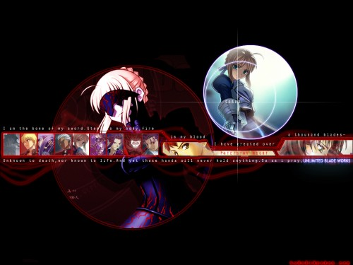 TYPE-MOON, Fate/stay night, Assassin (Fate/Stay Night), Lancer (Fate/Stay Night), Rider (Fate/Stay Night) Wallpaper