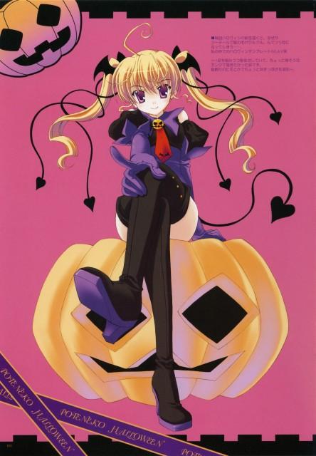 Naru Nanao, Plumaos Academy 2, Poteneko Halloween, Comic Market, Comic Market 81