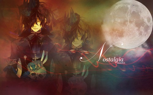 Jun Mochizuki, Xebec, Pandora Hearts, Gilbert Nightray Wallpaper