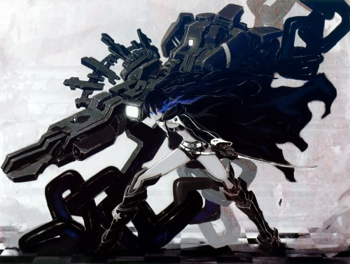 Masatsugu Saitou, Black Rock Shooter, GIG - Gospelic Ichizero Girls, Black Rock Shooter (Character)