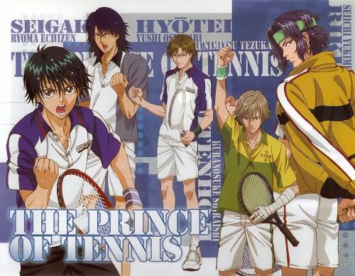 Takeshi Konomi, J.C. Staff, Prince of Tennis, Ryoma Echizen, Yushi Oshitari