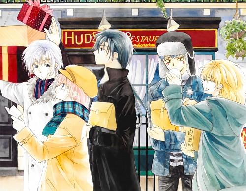 Mizuho Kusanagi, Studio Pierrot, Akatsuki no Yona, Jae-ha, Yoon