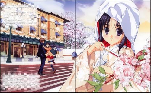 Naoto Tenhiro, Sister Princess, Haruka (Sister Princess)