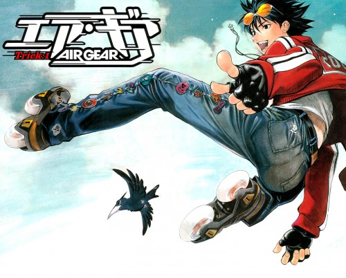Oh! Great, Air Gear, Itsuki Minami