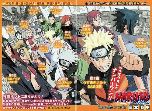 Masashi Kishimoto, Naruto, Hinata Hyuuga, Itachi Uchiha, Shikamaru Nara