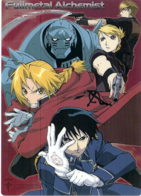 Hiromu Arakawa, BONES, Fullmetal Alchemist, Jean Havoc, Edward Elric