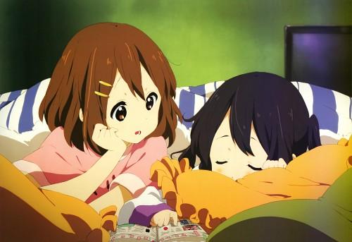 Kyoto Animation, K-On!, Yui Hirasawa, Azusa Nakano, Nyantype Magazine