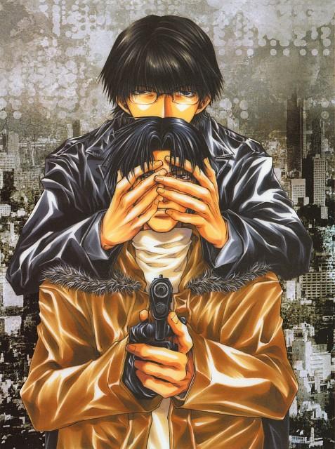 Kazuya Minekura, Wild Adapter, Sugarcoat, Makoto Kubota, Minoru Tokito