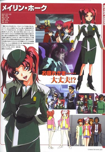 Hisashi Hirai, Sunrise (Studio), Mobile Suit Gundam SEED Destiny, Meyrin Hawke
