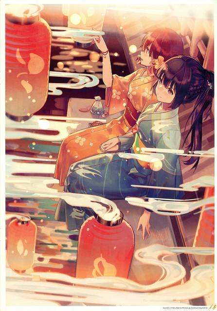 NoriZC, Pony Canyon, Kyoto Animation, Hibike! Euphonium, Jam Hibike! Euphonium