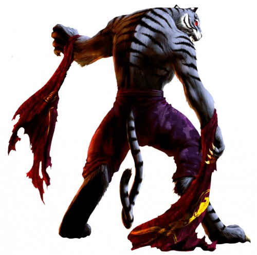 Bloody Roar, Shenlong (Bloody Roar)