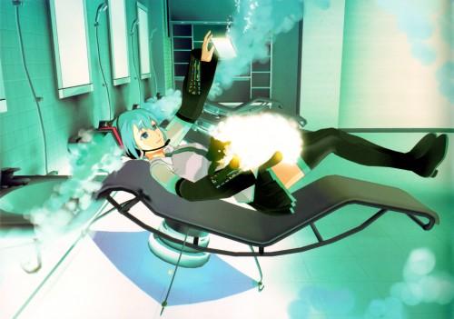 119, V-Edition, Vocaloid, Miku Hatsune