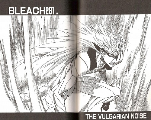 Kubo Tite, Bleach, Grimmjow Jeagerjaques