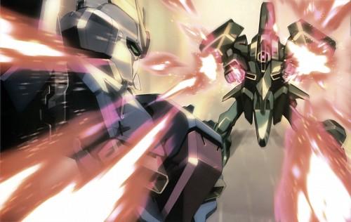 Sunrise (Studio), Mobile Suit Gundam - Universal Century, Mobile Suit Zeta Gundam, Gundam Perfect Files