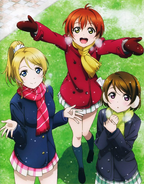 Murota Yuuhei, Sunrise (Studio), Love Live! Perfect Visual Collection - Smile, Love Live! School Idol Project, Hanayo Koizumi