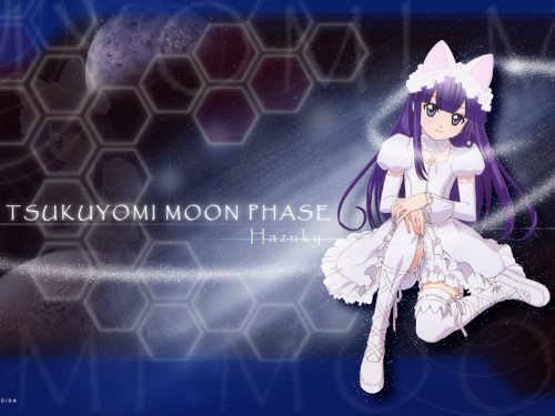 Tsukuyomi Moon Phase, Hazuki (Tsukuyomi Moon Phase) Wallpaper