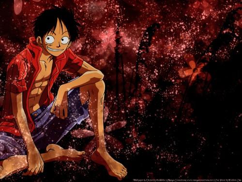 One Piece, Monkey D. Luffy Wallpaper