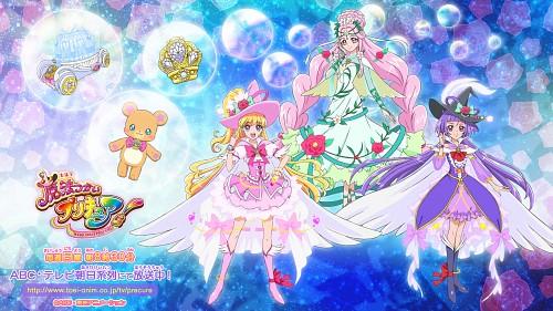 Toei Animation, Mahou Tsukai Precure!, Mofurun, Cure Felice, Cure Magical