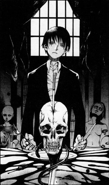 Kenji Ooiwa, Goth (Series), Itsuki Kamiyama