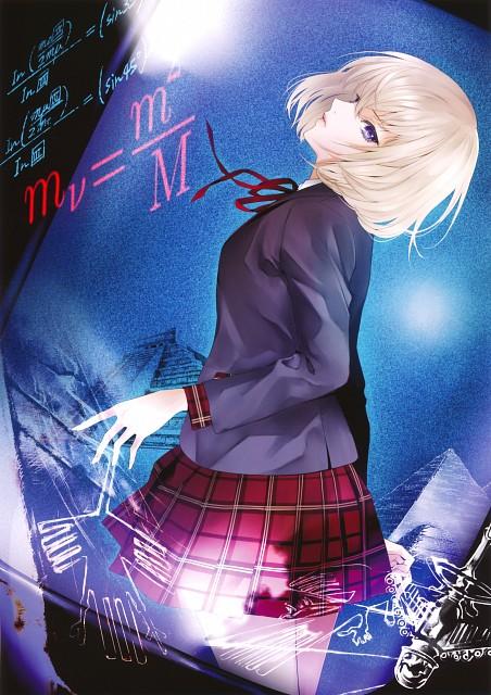Hiro Kiyohara, Tokushu Houdoubu, Kaede Watarai, Video Game Cover