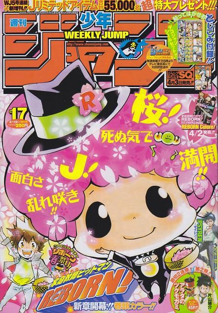 Toshiaki Iwashiro, Akira Amano, Katekyo Hitman Reborn!, Reborn (Character), Leon (Katekyo Hitman Reborn!)