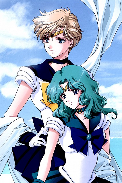 Studio Canopus, Bishoujo Senshi Sailor Moon, Sailor Neptune, Sailor Uranus, Doujinshi