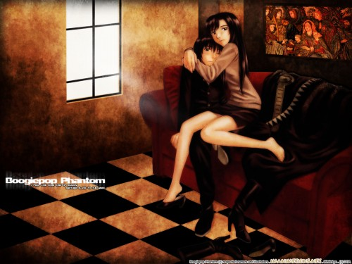 Boogiepop Phantom Wallpaper