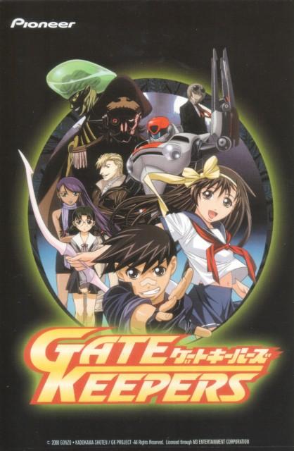Keiji Gotoh, Gate Keepers, Megumi Kurogane, Jun Thunders, Jim Skylark