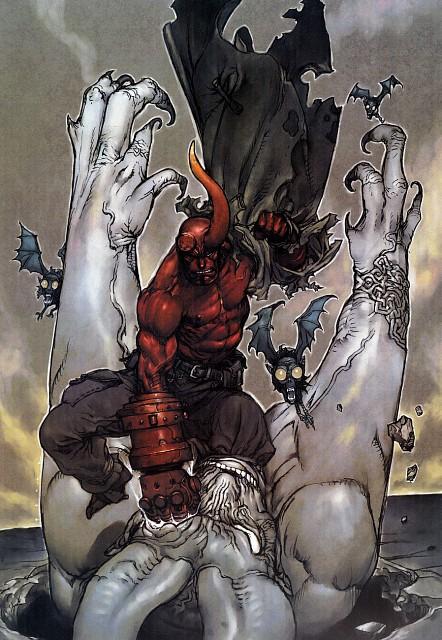 Katsuya Terada, Hellboy