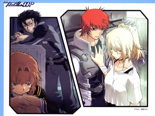Taraku Uon, Mobile Suit Gundam 00P, Chall Acustica, Ruido Resonance, Marlene Vlady