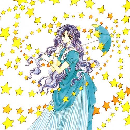 CLAMP, Madhouse, Cardcaptor Sakura, Cardcaptor Sakura Illustrations Collection 3, Nadeshiko Kinomoto