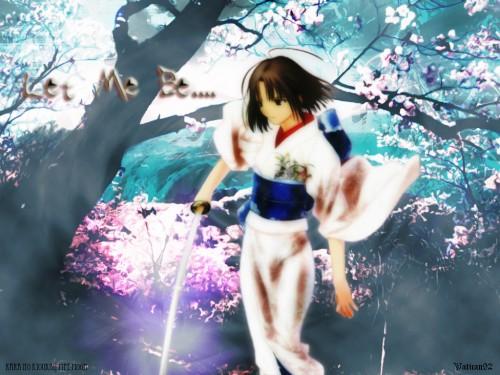 TYPE-MOON, Kara no Kyokai, Shiki Ryougi Wallpaper