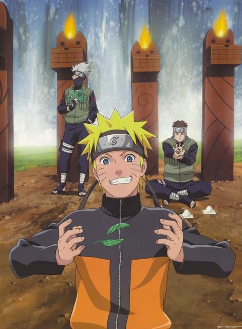 Studio Pierrot, Naruto, Yamato , Naruto Uzumaki, Kakashi Hatake