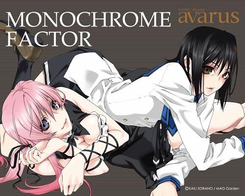 Kaili Sorano, A.C.G.T., Monochrome Factor, Lulu (Monochrome Factor), Aya Suzuno