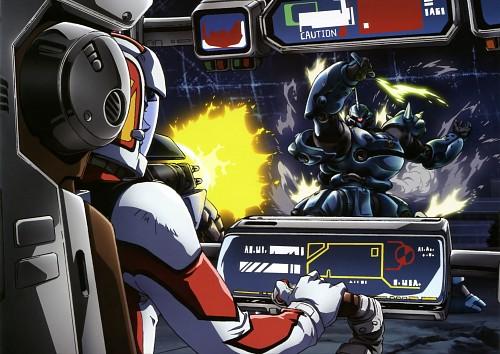Sunrise (Studio), Mobile Suit Gundam 0080, Mobile Suit Gundam - Universal Century, Gundam Perfect Files, Christina Mackenzie