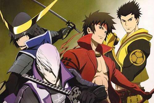 Makoto Tsuchibayashi, Production I.G, Capcom, Sengoku Basara, Ieyasu Tokugawa